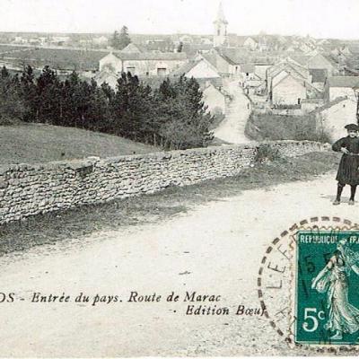 Route de Marac