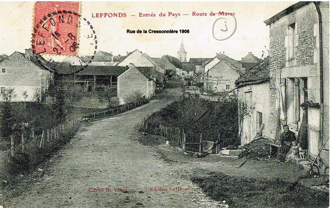 Rue de la cressonnière