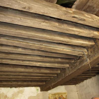 Vieux plafond