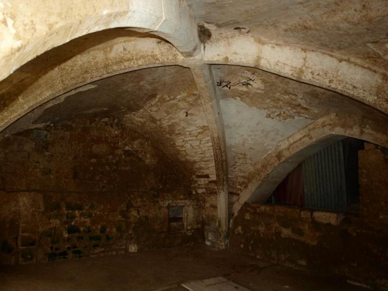 Cuisine-réfectoire de l'ancien hôpital(après 1308)
