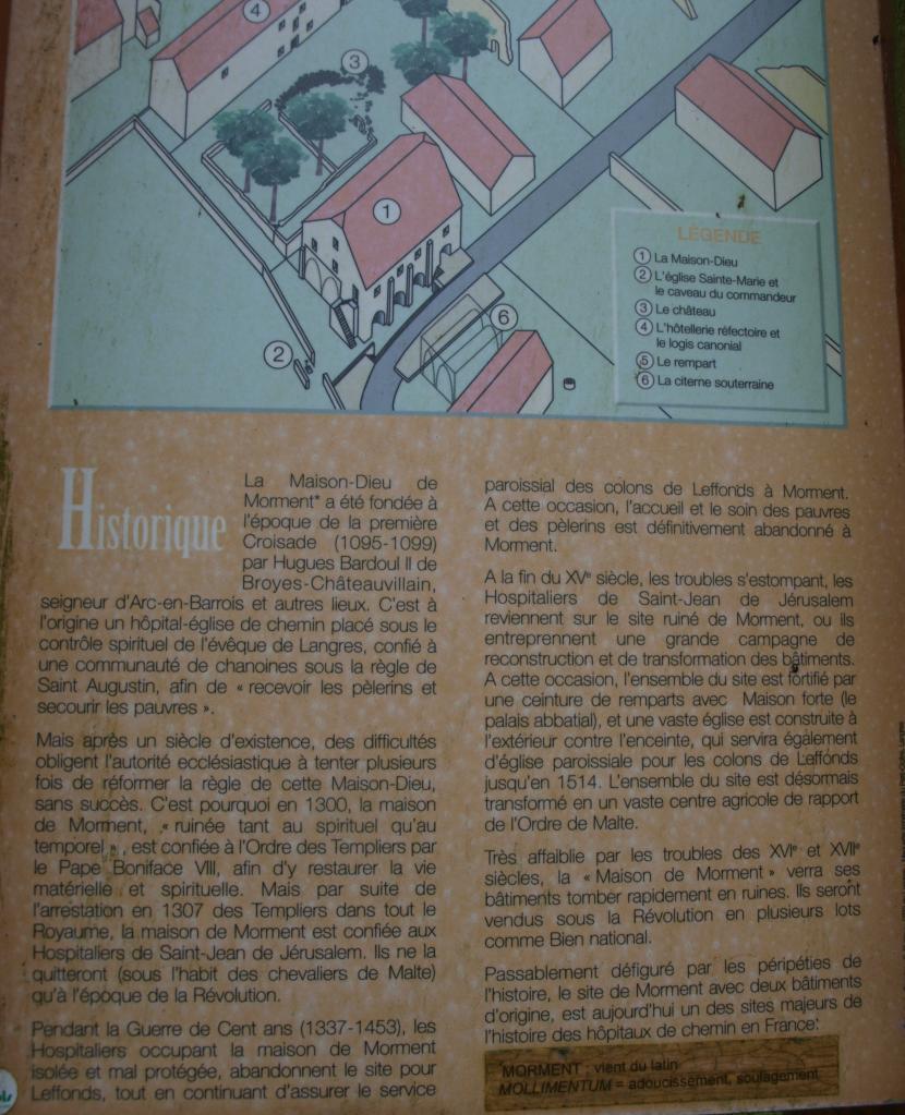 Historique de la Maison Dieu