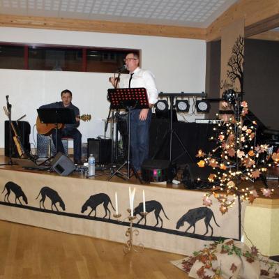 La truffe en fête à la salle polyvalente de Leffonds