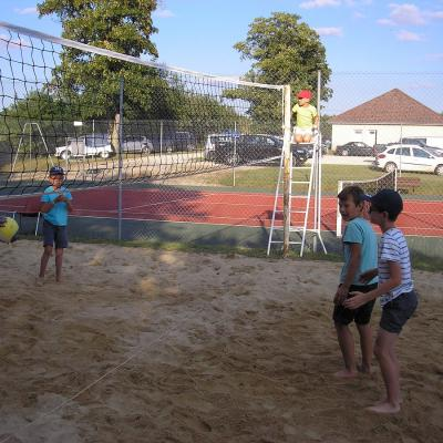 Tournoi de beach-volley 2018 (1)