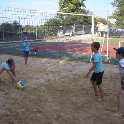 Tournoi de beach-volley 2018 (2)