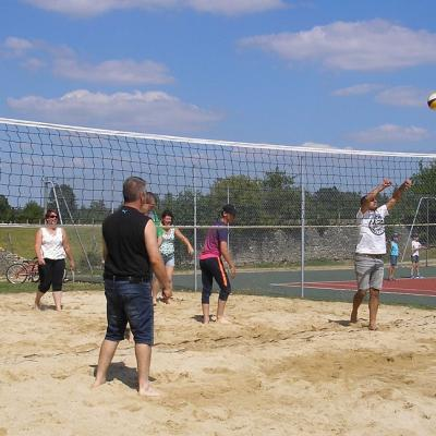 Tournoi de beach-volley 2018 (4)