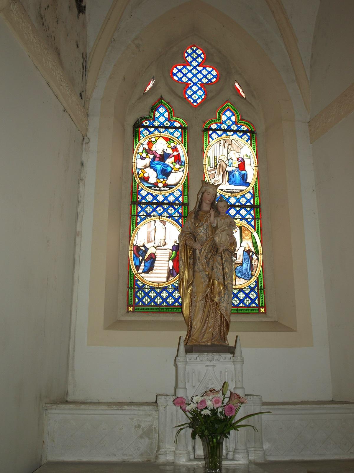 Visite de l'église Saint-Denis (7)
