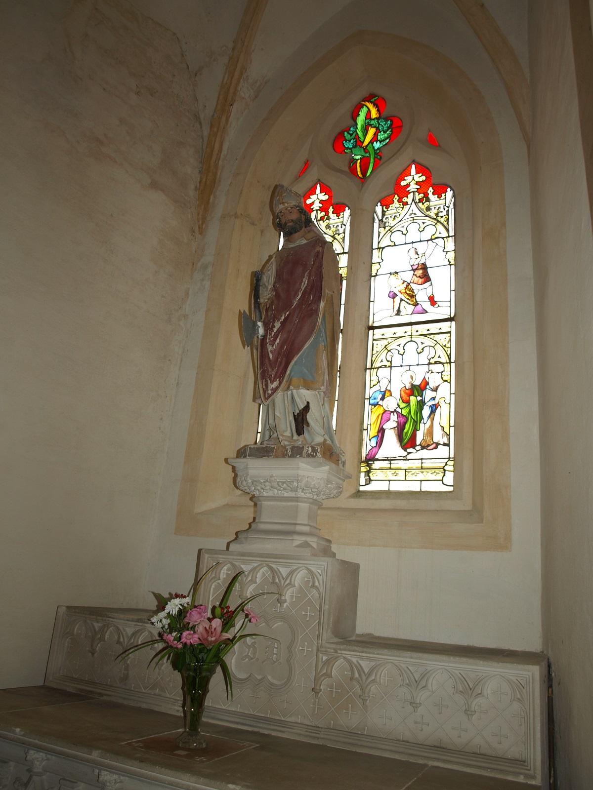 Visite de l'église Saint-Denis (8)