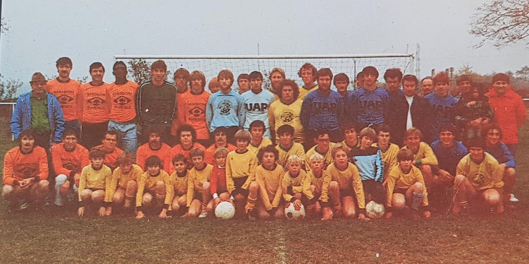 Leffonds-Suize en 1984