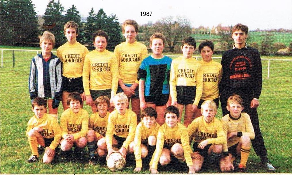 U.S.Leffonds 1987