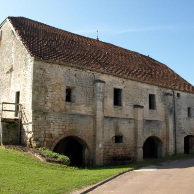 Abbaye de Mormant (ancien hôpital)