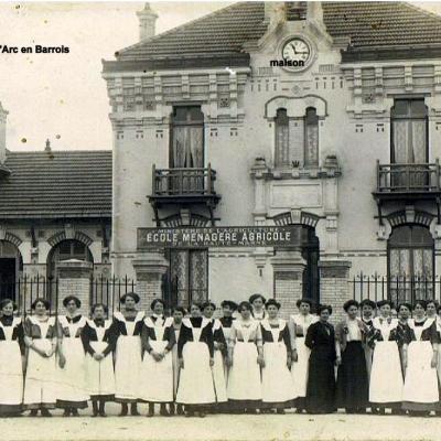Maison de retraite d'Arc en Barrois