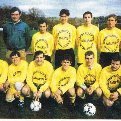 saison 1996-1997