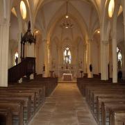 Visite de l'église Saint-Denis (1)