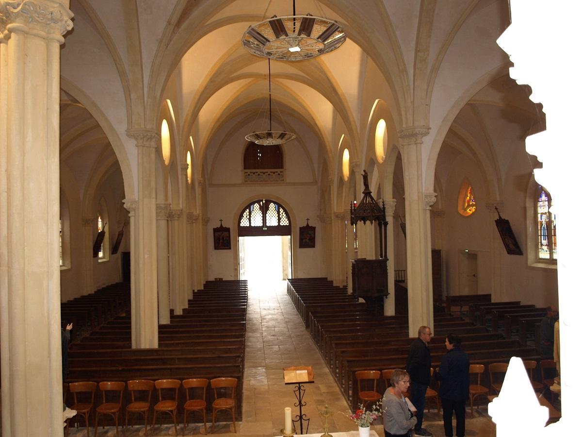 Visite de l'église Saint-Denis (10)