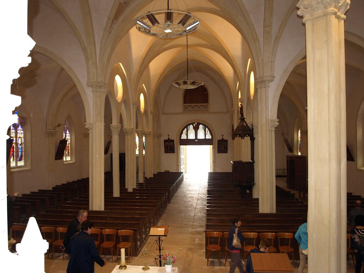 Visite de l'église Saint-Denis (11)