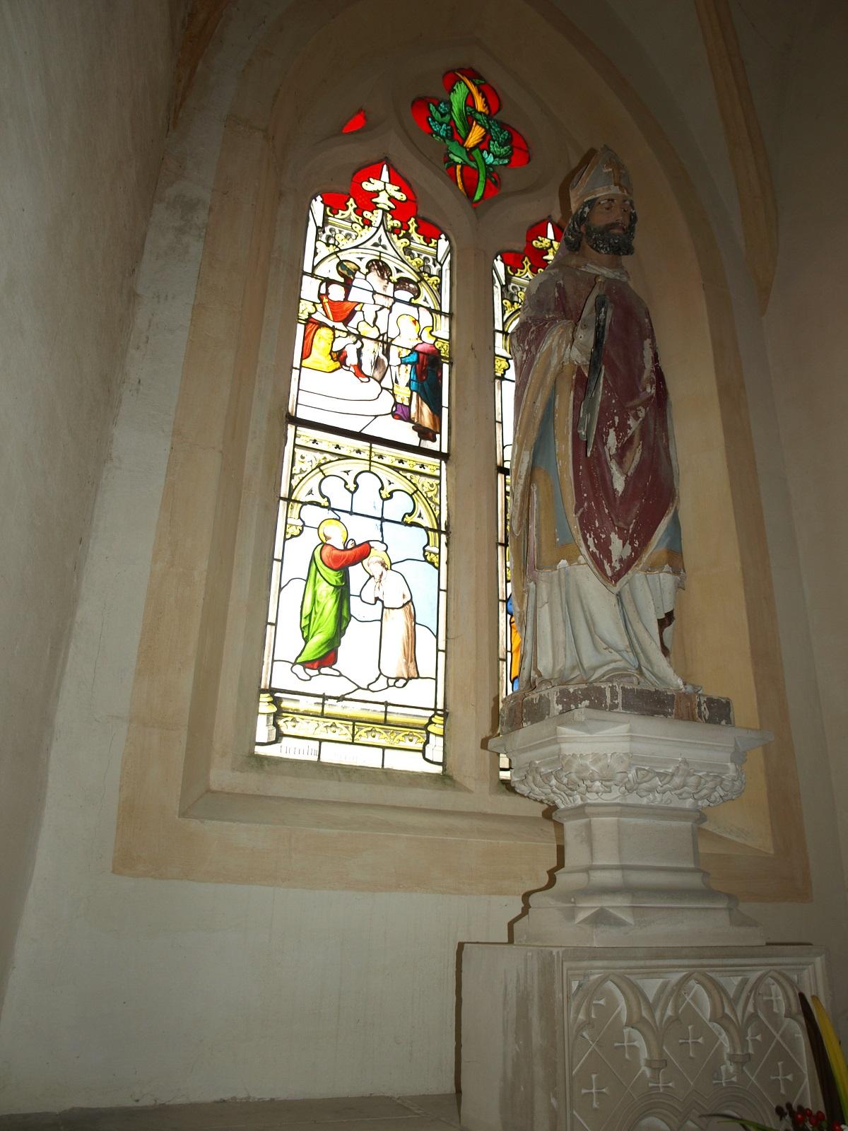 Visite de l'église Saint-Denis (2)