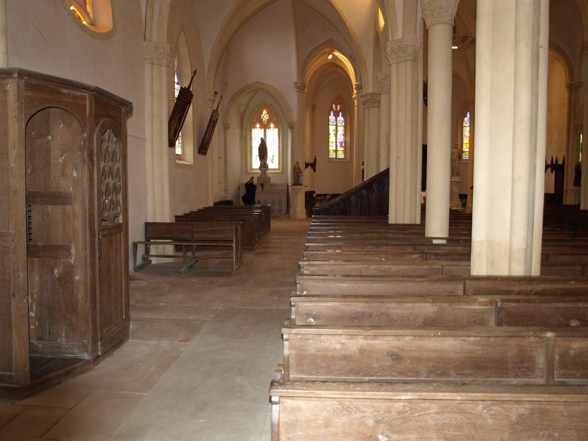 Visite de l'église Saint-Denis (3)