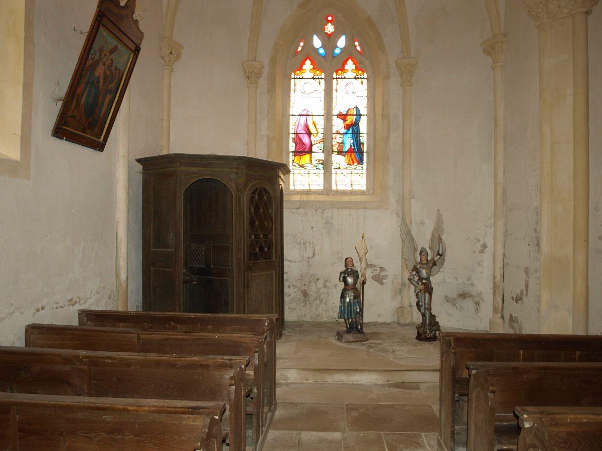 Visite de l'église Saint-Denis (5)