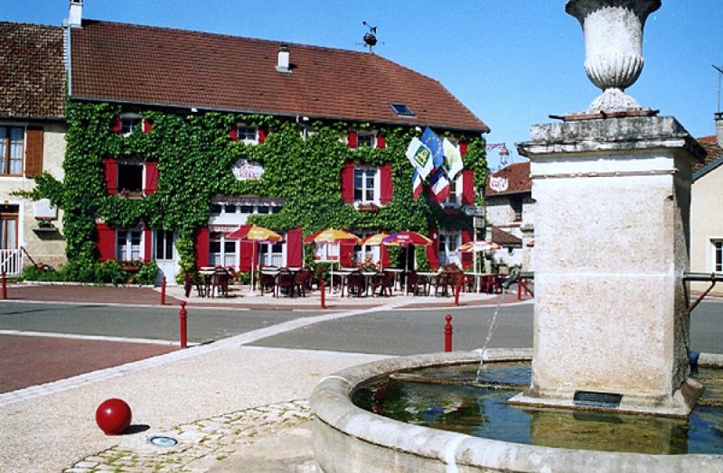 L'auberge de La Fontaine